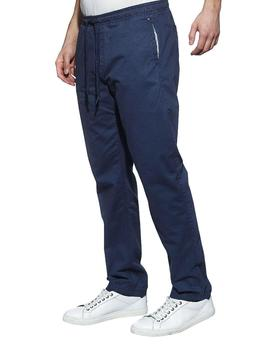 Pantalón Tommy Denim Tjm Waistband Chino azul