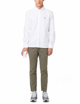 Camisa Edmmond Studios Button Down Edition blanco hombre
