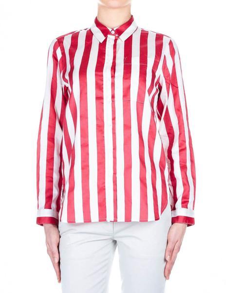 a99122cc0 Camisa Pepe Jeans Elena rayas rojo/blanco mujer