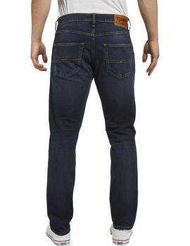 Vaqueros Tommy Jeans Straight Ryan 911 azul hombre