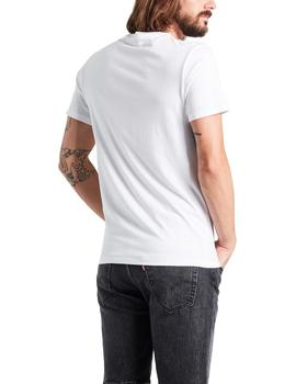 Camiseta Levi's Graphic Set-In Neck blanco hombre