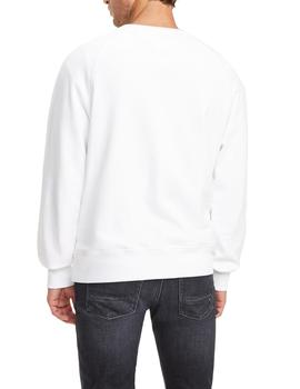Felpa Tommy Hilfiger Icon Artwork blanco hombre