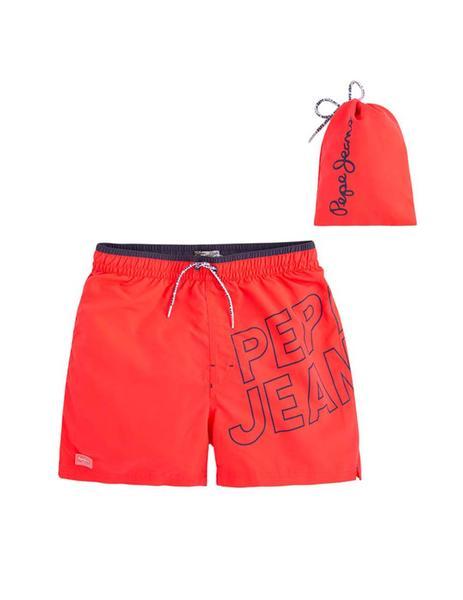 Jeans Rojo En Pepe Para 14 Bañador Hombre Gold Oz 54AjRL3