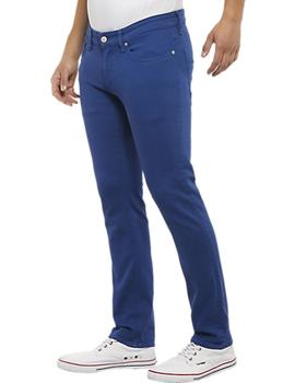 Pantalón Tommy Jeans Modern Tapered azul hombre