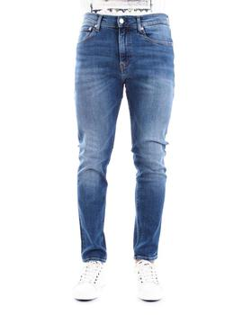 Jeans Calvin Klein Skinny West azul hombre
