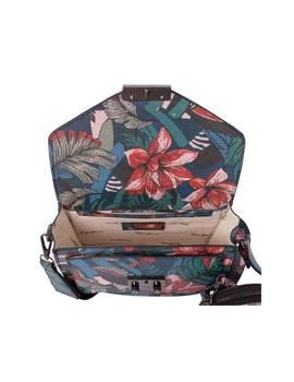 Bolso Pepe Jeans Tabi Estampado Tropical multicolor mujer