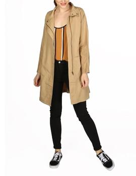 Trench Designers Society 33300 tostado mujer