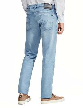 Vaqueros Façonnable Contemporary Fit Stretch azul hombre