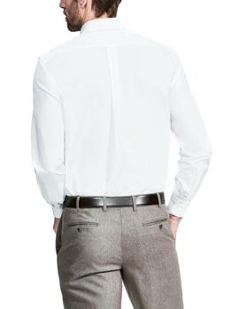 Camisa Façonnable Essential Casual Club Btd 1 blanco hombre