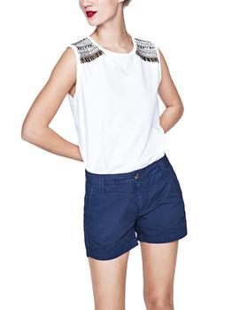 Camiseta Pepe Jeans Penny blanco mujer