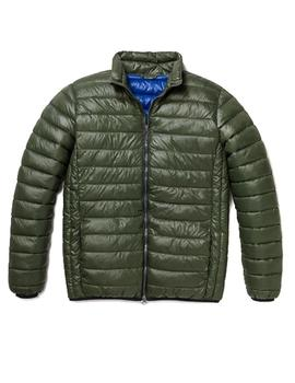 Chaqueta North Sails Super Light verde hombre