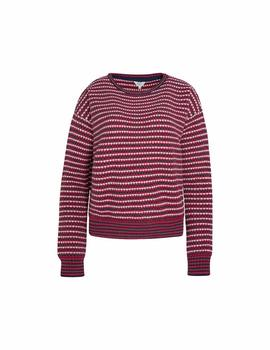 Jersey Pepe Jeans Nyllot multicolor mujer