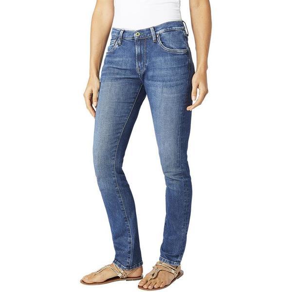 verse bien zapatos venta varios estilos Moda Vaqueros Pepe Jeans Victoria azul mujer L32