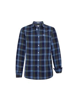 Camisa Pepe Jeans Harry gris/azul hombre